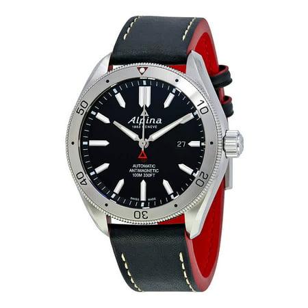 Alpina Alpiner 4 Automatic Mens Watch 525BS5AQ6 (Alpina Twist Four Vlm)