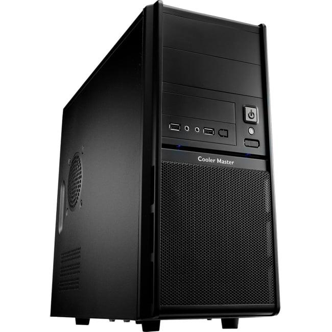 Cooler Master Elite RC-342 Mini-Tower Computer Case, Open Box