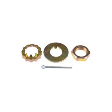 Amc Javelin - Spindle Lock Nut Kit 04994 for AMC Ambassador, Javelin, AMC AMX, Concord