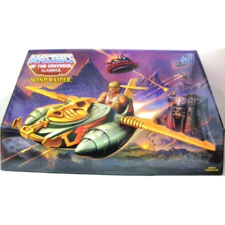 HeMan Masters of the Universe Classics Exclusive Vehicle Wind Raider - image 2 of 2