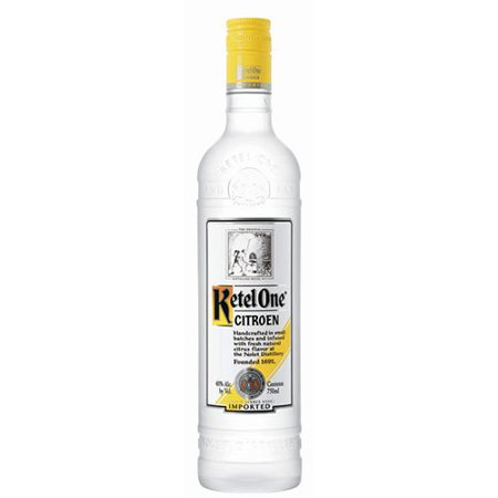 Ketel One Citroen Vodka, 750 mL
