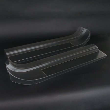 Corvette Clear Door Sill Protectors : C7 Stingray, Z51, Z06 (Clear)