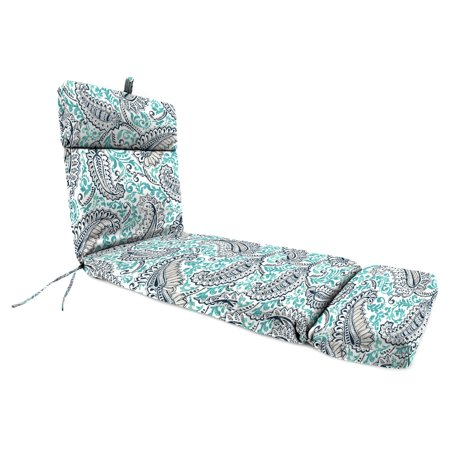 Jordan Manufacturing 72 in. Outdoor Shannon Chaise Cushion ()