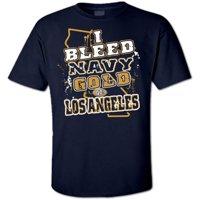 I Bleed LA Rams T-Shirt, Medium
