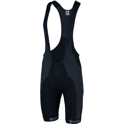 Canari Cyclewear 2015 16 Men's Evolution Cycling Bib Shorts 1065 (Black Grey M) by Canari Cyclewear