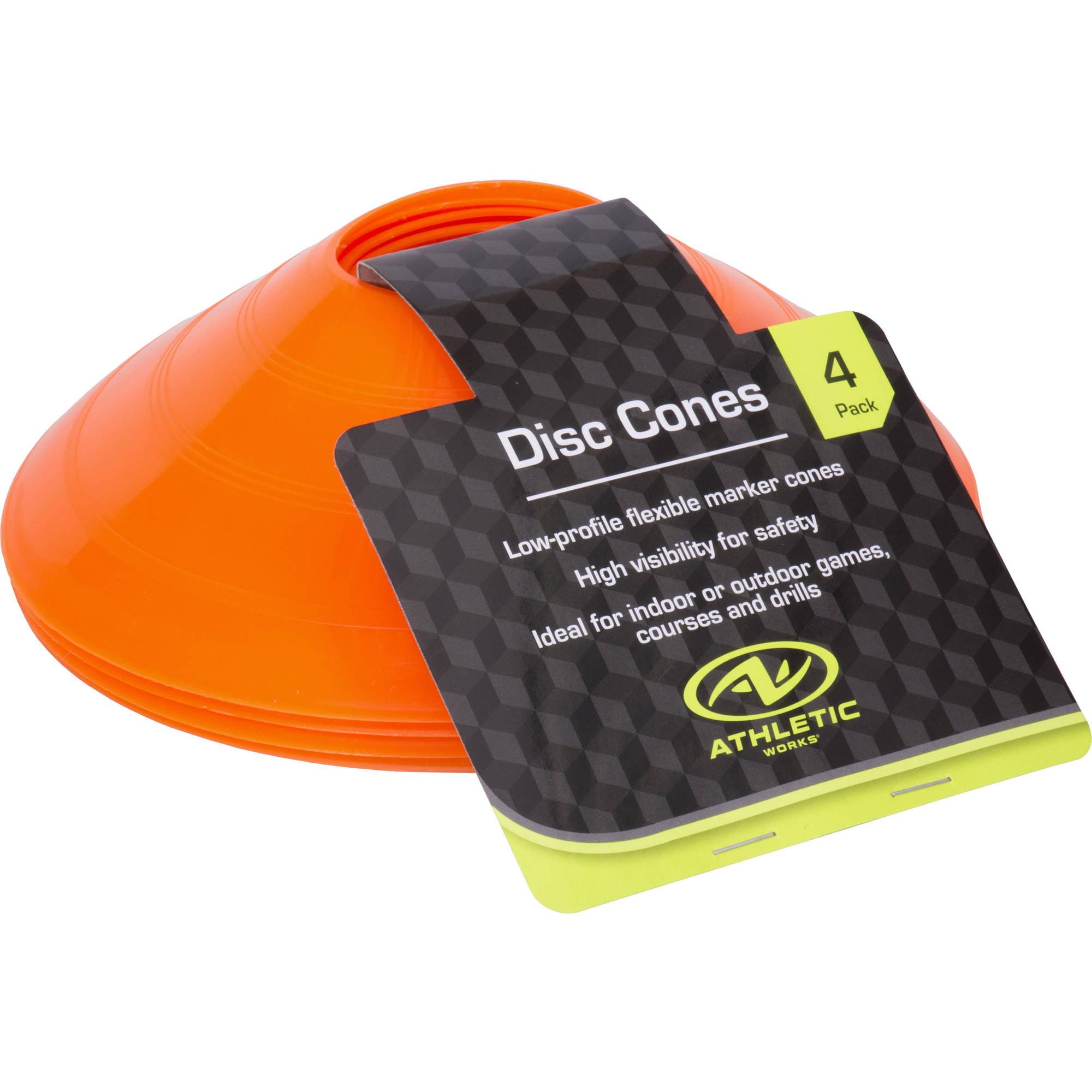 Athletic Works Disc Cones