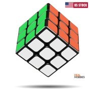 Rubiks Rubix Cube 3x3 high Speed Smooth Magic Cube Puzzles Fun Game Toy Teaser