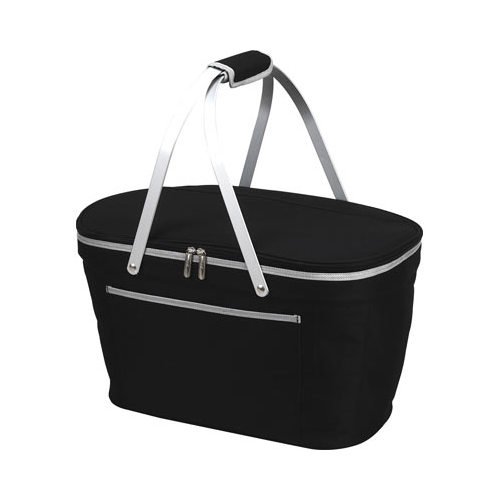 "Picnic at Ascot Collapsible Basket Cooler  10.5"" x 18.5"" x 11.5"""