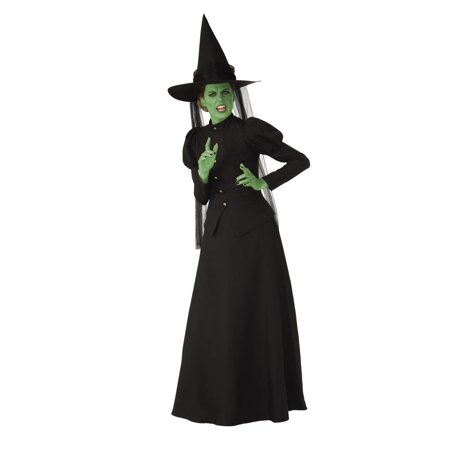Wicked Witch Elite Adult Costume](Witch Costume Accessories)
