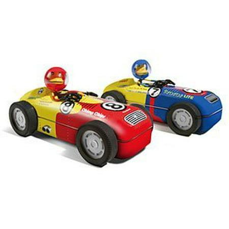 - Hot Rod Benders - Blue (20410) by, Hog Wild Hot Rod Bender Tin Car #7 - By Hog Wild