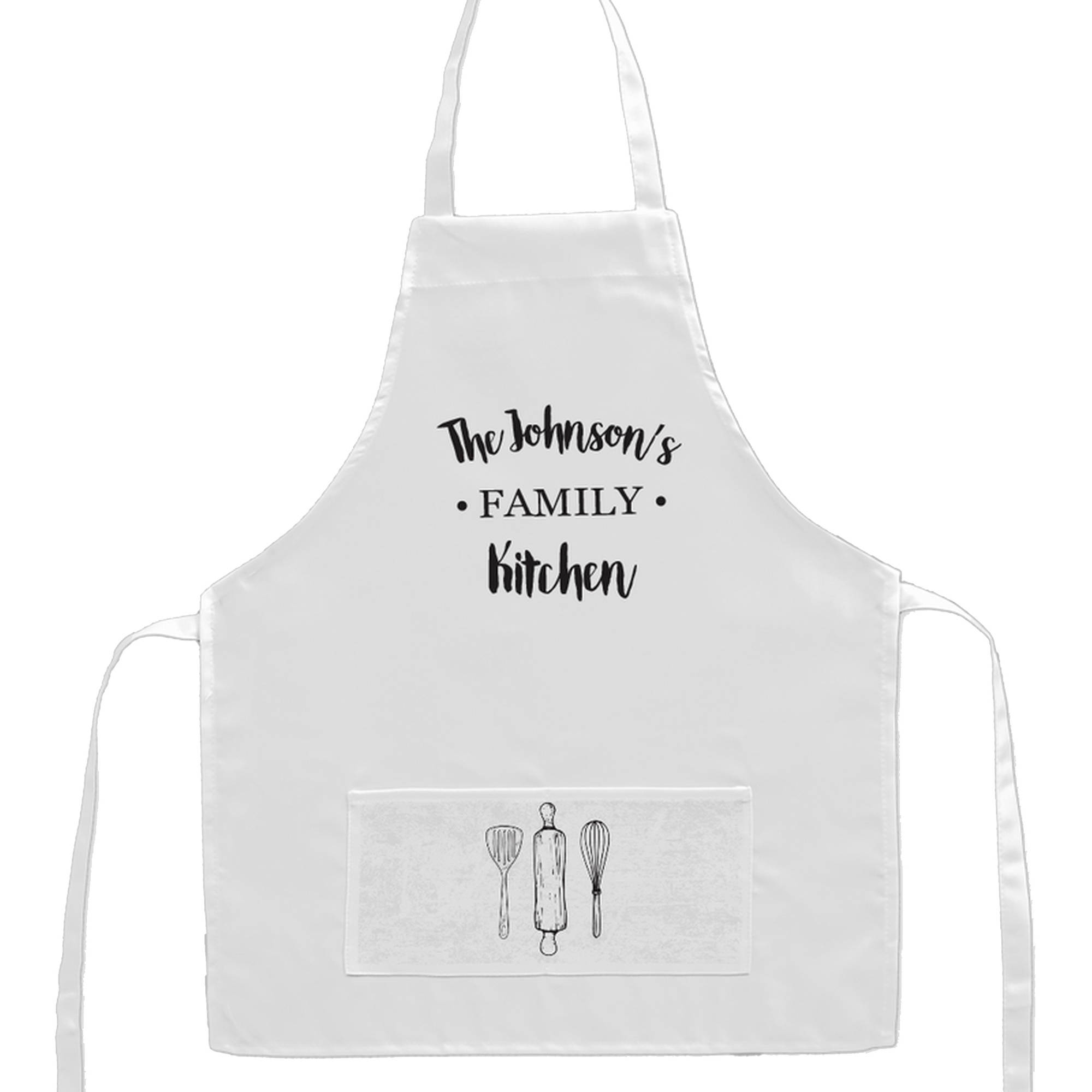 """Infant or Junior Boys//Girls Personalised /""""Little Helper/"""" Apron Add Name 2 Sizes"""