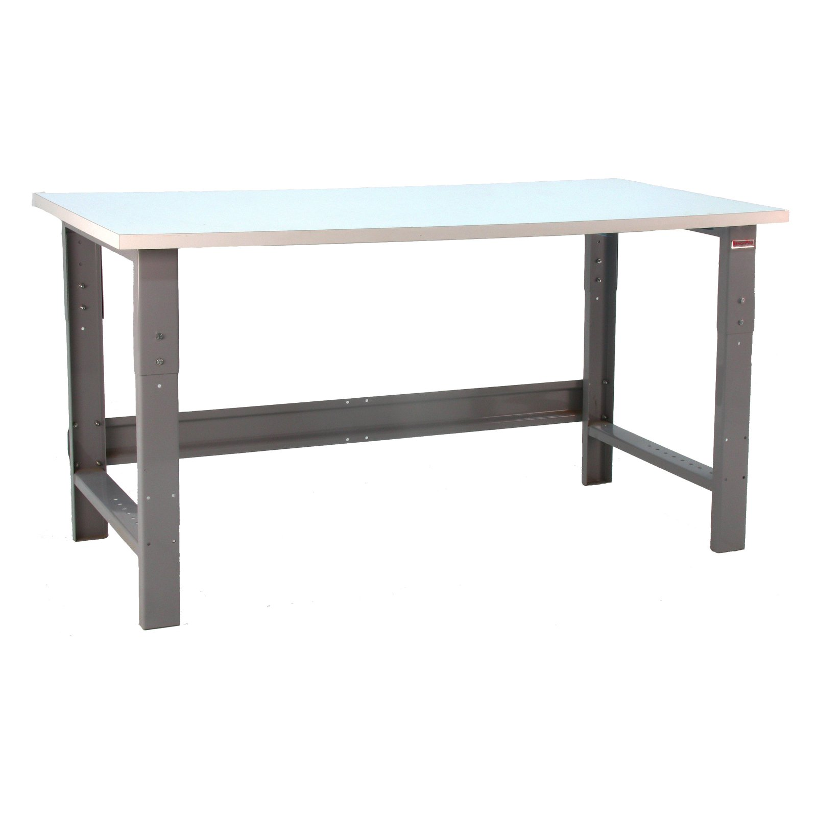 Bench Pro Roosevelt 1600 lb. Workbench with Square Edge Laminate Top by Bench Pro