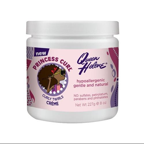 Princess Curl Curly Twirls Creme Queen Helene 8 oz Cream