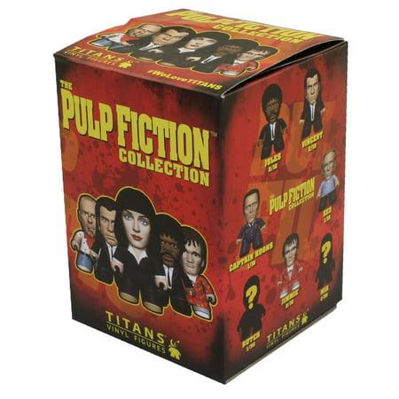 Titan Merchandise - Vinyl Minifigure - Pulp Fiction - BLIND PACK (1 random character)