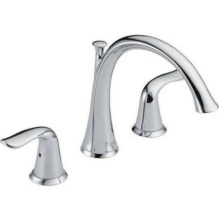 Delta Lahara Roman Tub Filler, Available in Various Colors ()