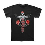 Emmure Men's  Skull Crown T-shirt Black