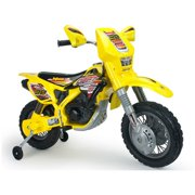 Big Toys Motocross Thunder Max VX 12V Battery Powered Motorcycle by Big Toys