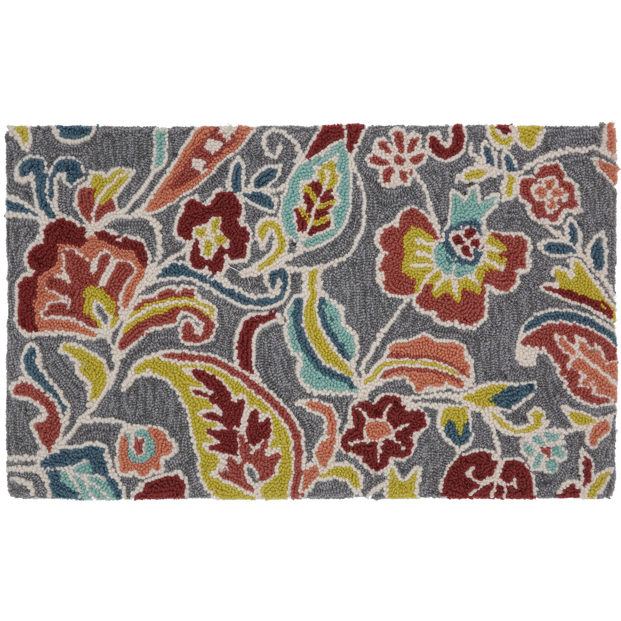 Mohawk Home Jacobean Curls Memory Foam Kitchen Mat ...