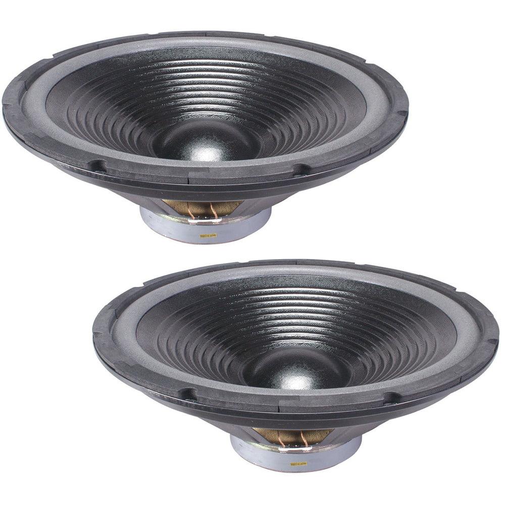 "2 Goldwood GW-215/40/8 Replacement 15"" Woofers 600 Watt 8ohm Subwoofer Speakers GW-215/40/8-2"