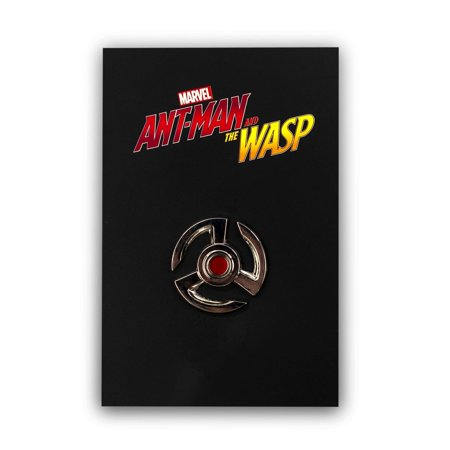Marvel Ant-Man and the Wasp Collector Enamel Pin - Red Pym