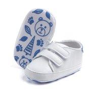 drunkilk Newborn Casual Baby Boys Girls Soft Shoes & Soft Soled & Non-Slip Footwear Crib & Flat Shoes