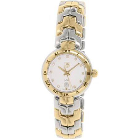 Tag Heuer Link Two-tone Diamond Ladies Watch WAT1450. BB0955