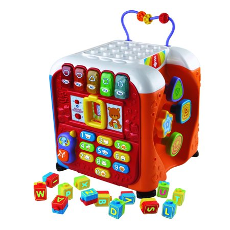 vtech alphabet activity cube. Black Bedroom Furniture Sets. Home Design Ideas