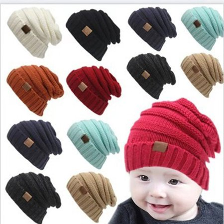 Solid Color Kids Monochrome Single Layer Cotton Hat Children's Hat Kids Hat - image 2 de 7