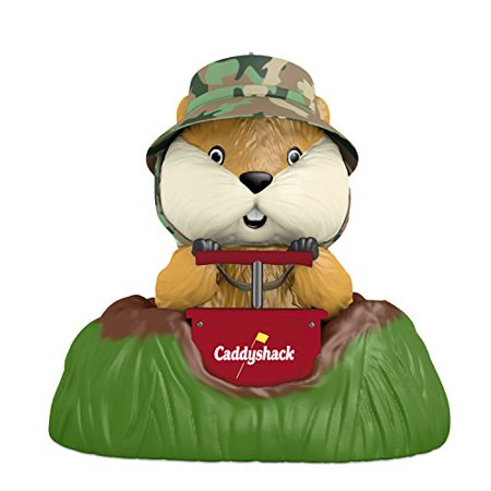 Hallmark Warner Bros. Caddyshack Dynamite Gopher Keepsake Christmas - Gopher Caddyshack