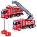 2-Pack BCP Remote Control RC (Same Frequency) Fire Trucks