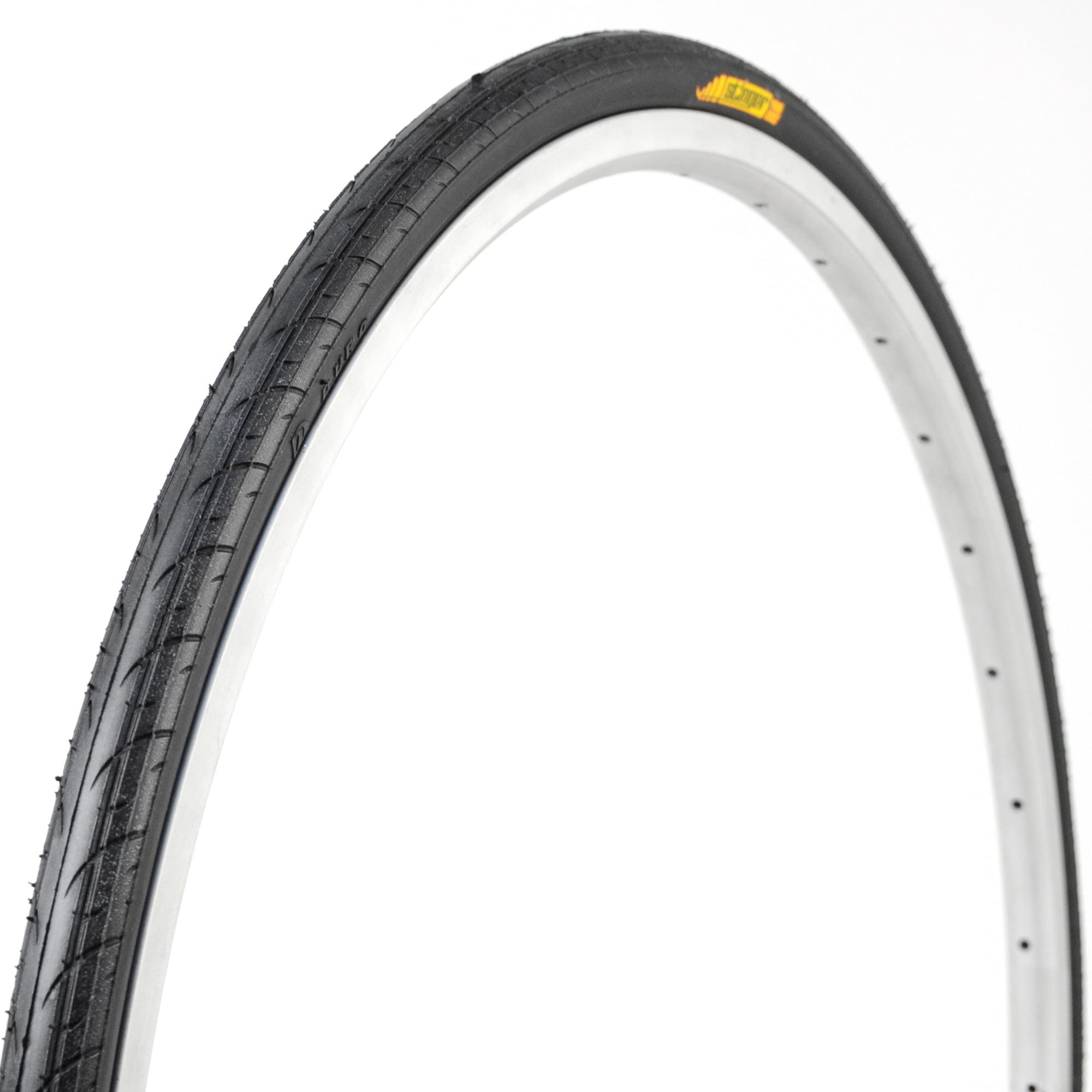 Panaracer Pasela 700x25c Lightweight Black Wall Road Bike Tire Wire Bead Light