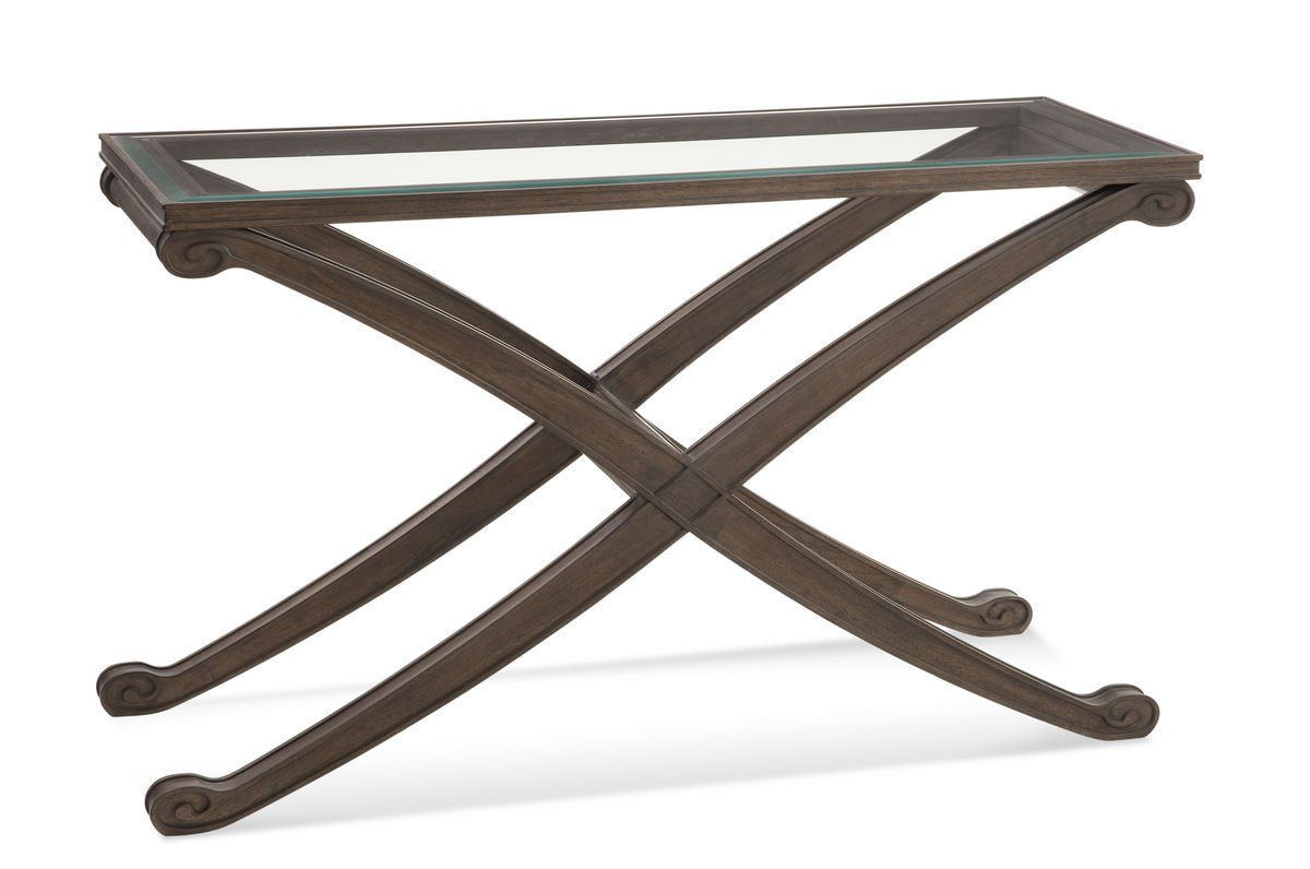 Bassett Belgian Modern Wellington II Console Table by
