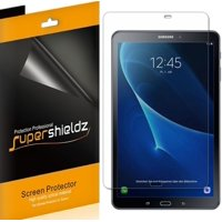 [3-Pack] Supershieldz for Samsung Galaxy Tab A 10.1 (SM-T580/T587 Model 2016 Release) Screen Protector, Anti-Glare & Anti-Fingerprint (Matte) Shield