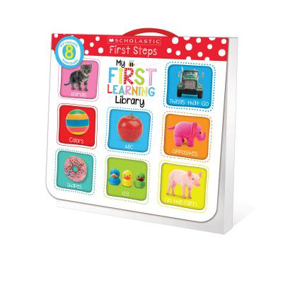 My First Learning Library Box Set (Scholastic Early Learners: First Steps)