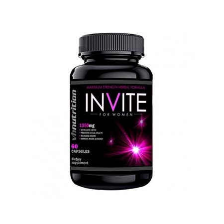 Invite | Female Libido (Female Libido Enhancer)
