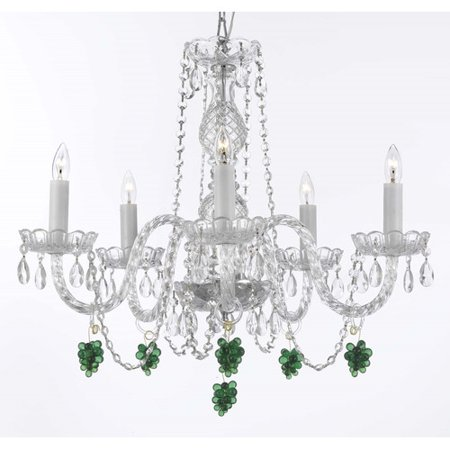 Astoria grand atherstone 5 light venetian crystal chandelier astoria grand atherstone 5 light venetian crystal chandelier aloadofball Images