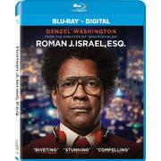 Roman J. Israel, Esq. (Blu-ray + Digital) by Sony Pictures