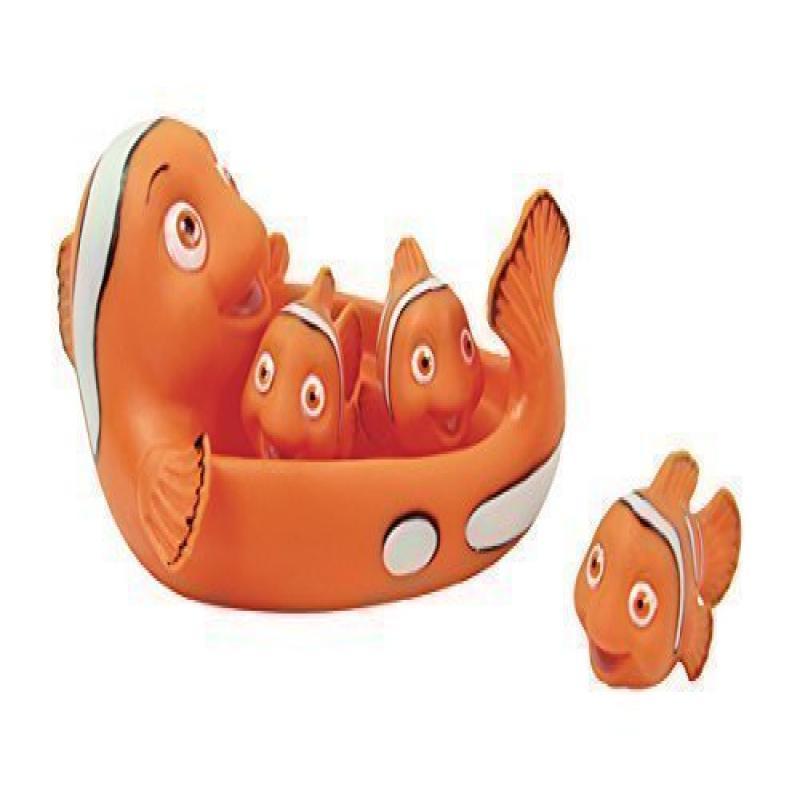 Tubby Scrubby Clown Fish Family Bath Toys by Tubby Scrubby