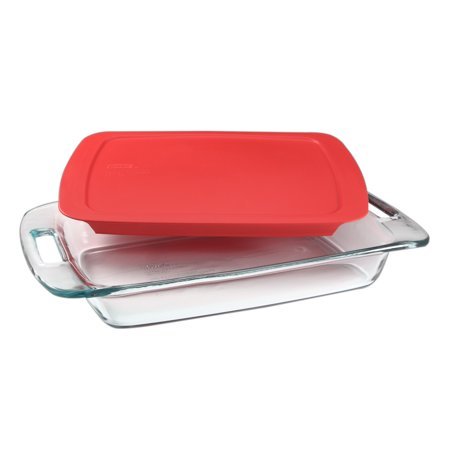 Pyrex Easy Grab 3 Quart Oblong Baking Dish