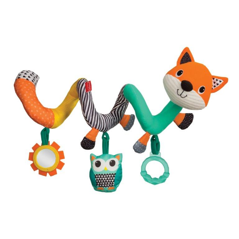 SPIRAL ACTIVITY TOY-FOX