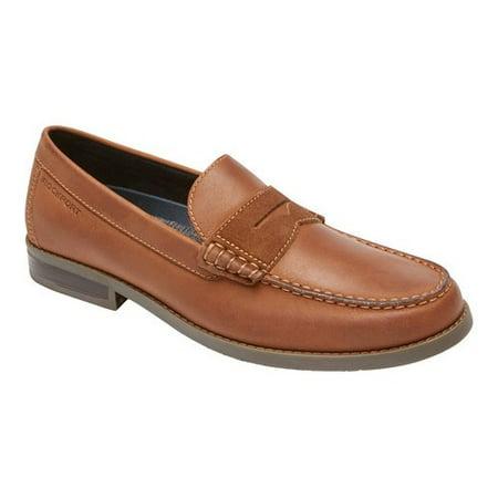 1b7ebca43ca Rockport - men s rockport cayleb penny loafer - Walmart.com