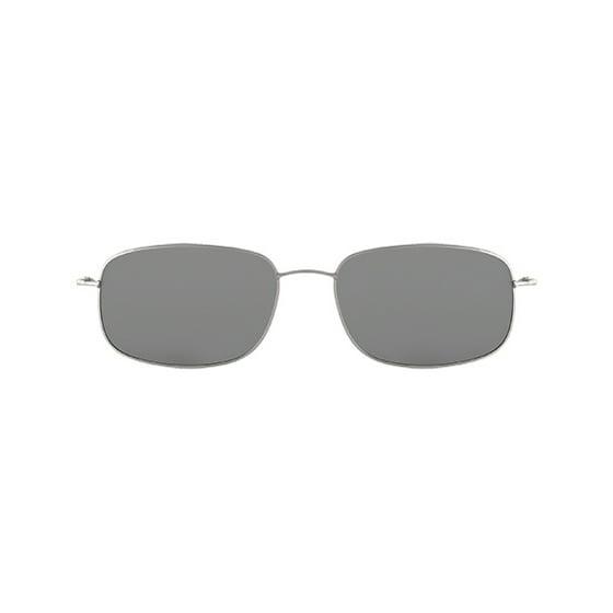 4e59c55c0a Eyeglasses FLEXON FLX 900 MGC-CLIP 046 SILVER - Walmart.com