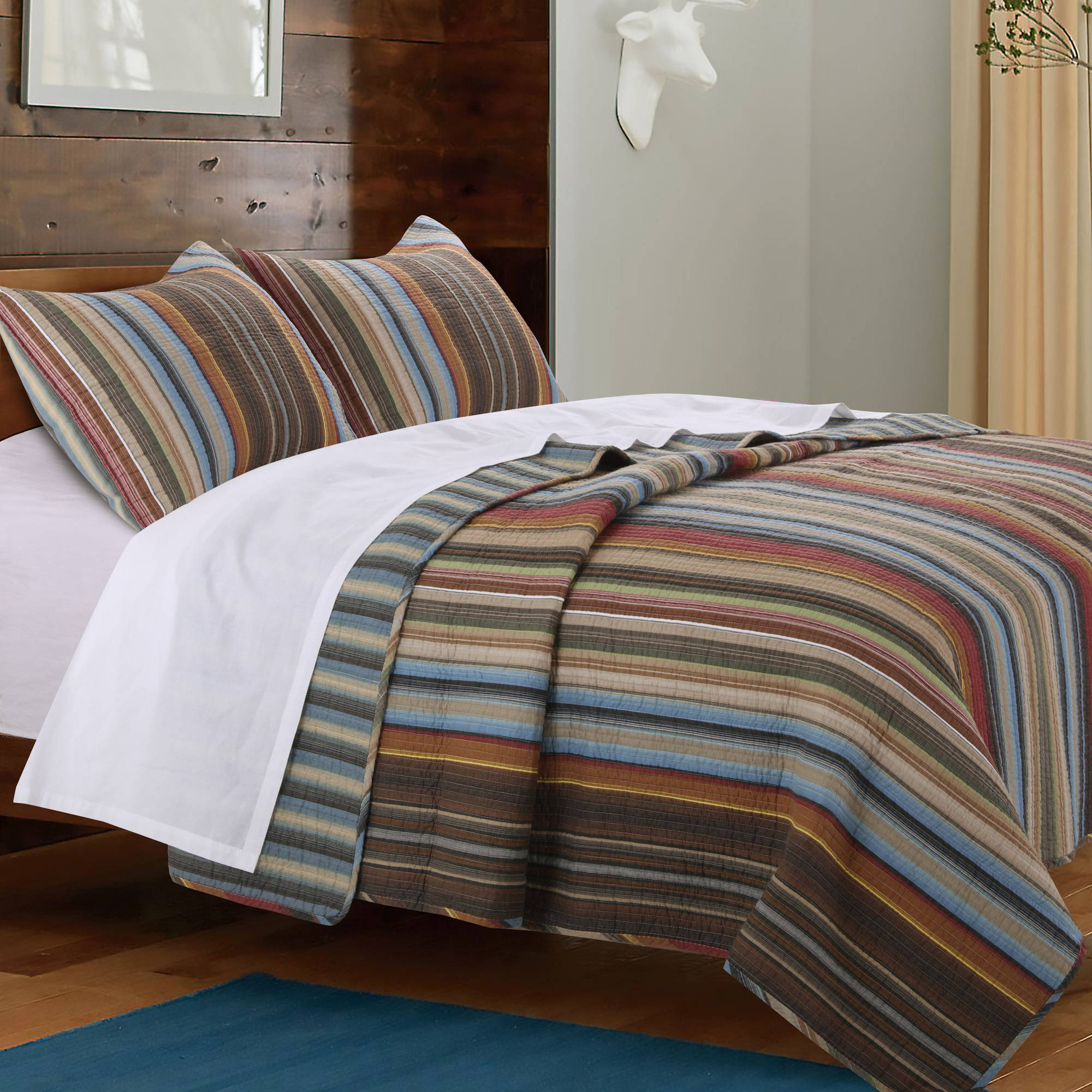 Global Trends Dylan Quilt Set by Greenland Home Fashions