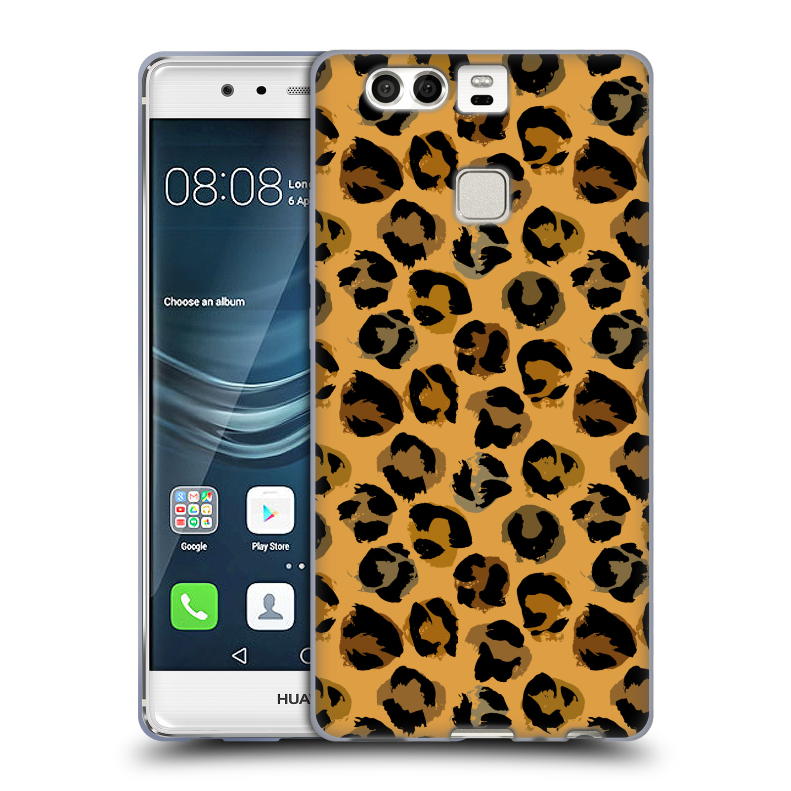 OFFICIAL JULIA BADEEVA  ASSORTED PATTERNS SOFT GEL CASE FOR HUAWEI PHONES