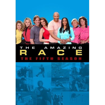 The Amazing Race: The Fifth Season (DVD)