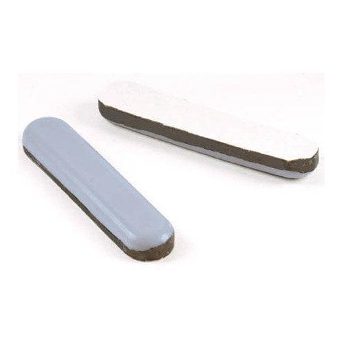 """Shepherd 9457 5/8"""" x 3"""" Slide Glide Strips, 4 Count"""