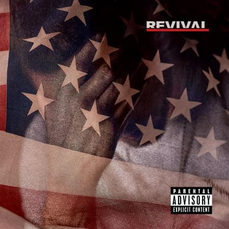 Eminem   Revival  Explicit   Cd