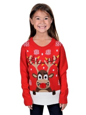 b600e1ec41a Product Image KESIS Children Rudolph Rein Deer Ugly Christmas Sweater
