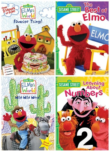 Sesame Street: Collection 4 by Sesame Street