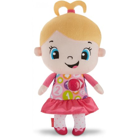 Fisher-Price Laugh & Learn My Learning Doll - Fisher Price Animals Of The Rainforest